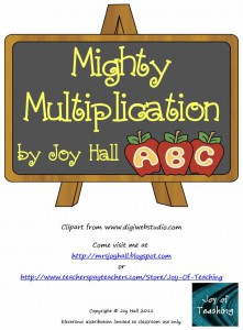 Mighty Multiplication