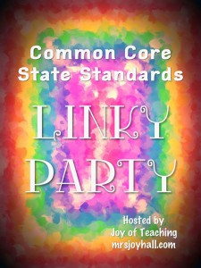 Common Core State Standards (CCSS) Linky Party