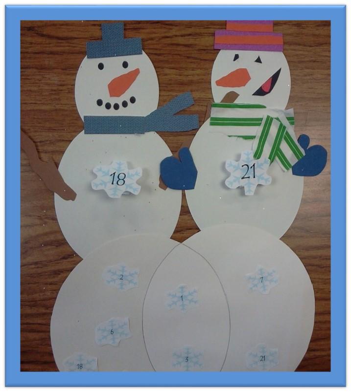 Snowman Venn Diagrams - Classroom Freebies |Snowmen Venn Diagram